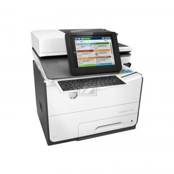 Hewlett Packard Pagewide Enterprise Color MFP 586 F