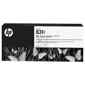 Original HP CZ699A / 831C Tinte Magenta Foto