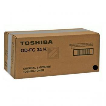 Original Toshiba 6A000001584 / OD-FC 34 K Bildtrommel Black