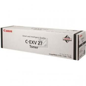 Canon Toner-Kit schwarz (2784B002, C-EXV27)