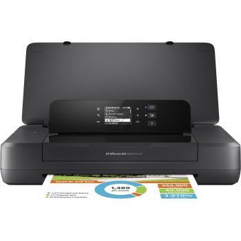 Hewlett Packard Officejet 200 Mobile