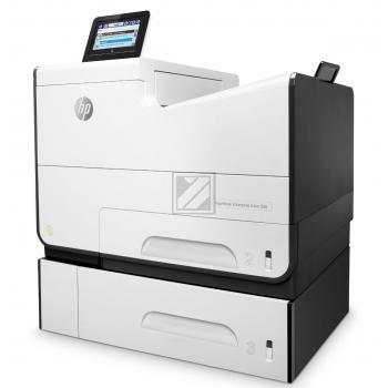 Hewlett Packard Pagewide Enterprise Color Flow MFP 586 FDA