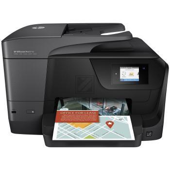 Hewlett Packard Officejet Pro 8717