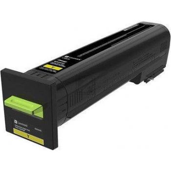 Lexmark Toner-Kit gelb HC plus (82K0U40) Qualitätsstufe: A