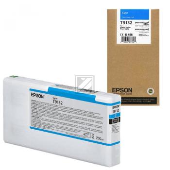 Epson Tintenpatrone cyan (C13T913200, T9132)