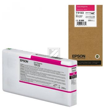 Epson Tintenpatrone magenta (C13T913300, T9133)