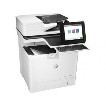 Hewlett Packard Laserjet Enterprise Flow MFP M 631 H
