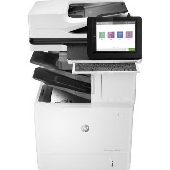 Hewlett Packard Laserjet Enterprise Flow MFP M 632 Z