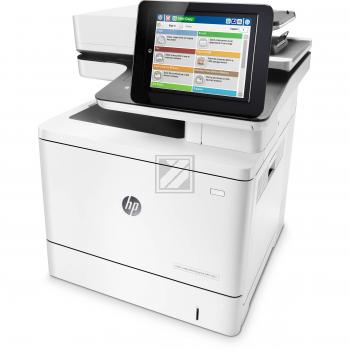 Hewlett Packard Laserjet Enterprise MFP M 632 H
