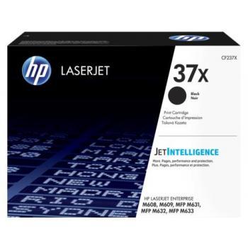 HP Toner-Kartusche schwarz HC (CF237X, 37X)