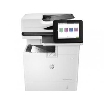 Hewlett Packard Laserjet Enterprise MFP M 633