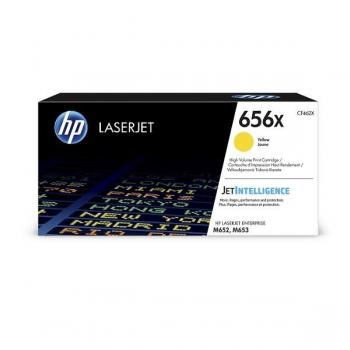HP Toner-Kartusche gelb (CF462X, 656X)