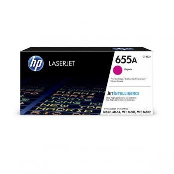 HP Toner-Kartusche magenta (CF453A, 655A)