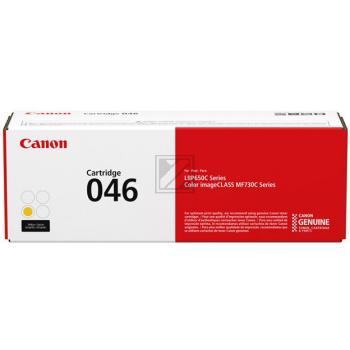 Canon Toner-Kartusche gelb (1247C002, 046)