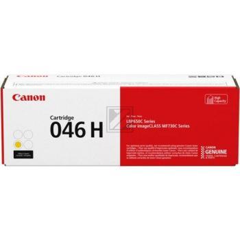 Canon Toner-Kartusche gelb HC (1251C002, 046H)
