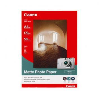 Canon Fotopapier matt 50 Blatt DIN A4 170 g/m² (7981A005)