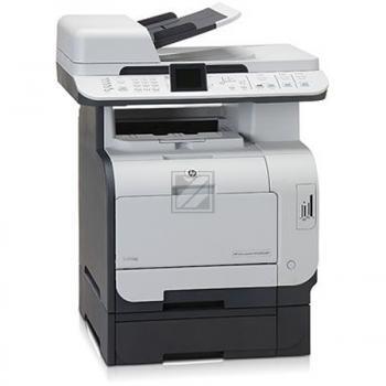 Hewlett Packard (HP) Color Laserjet CM 2320 FXI MFP