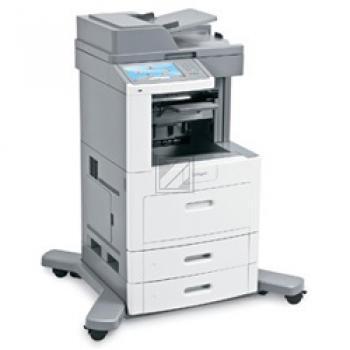 Lexmark X 658 DME MFP