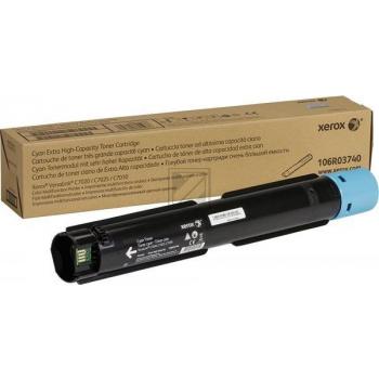 Xerox Toner-Kit cyan HC (106R03740)