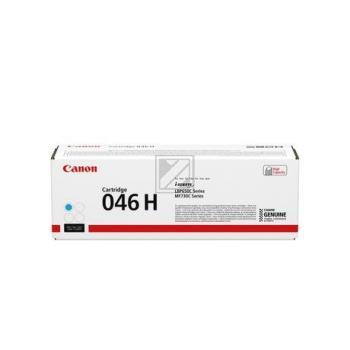 Canon Toner-Kartusche cyan HC (1253C002, 046H)