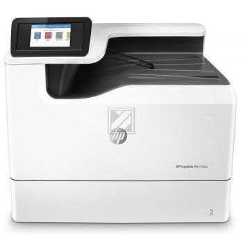 Hewlett Packard Pagewide Pro 750 DN