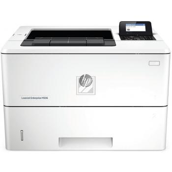 Hewlett Packard Laserjet Managed M 506 DNM