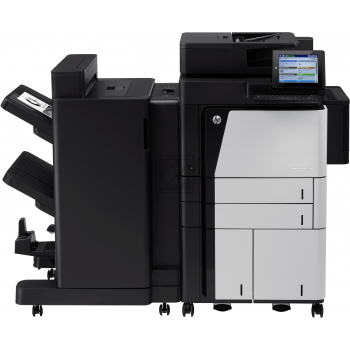 Hewlett Packard Laserjet Managed Flow MFP M 830 ZM