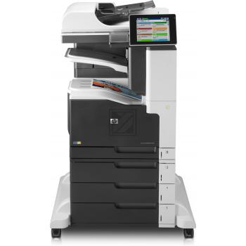 Hewlett Packard Color Laserjet Managed MFP M 775 FM
