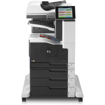 Hewlett Packard Color Laserjet Managed MFP M 775 ZM