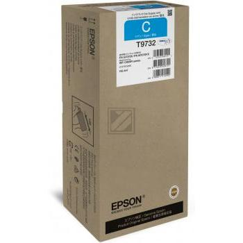 Epson Tintenpatrone cyan (C13T973200, T9732)