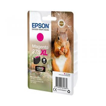 Epson Tintenpatrone magenta HC (C13T37934010, 378XL)
