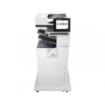Hewlett Packard Color Laserjet Enterprise Flow MFP M 682