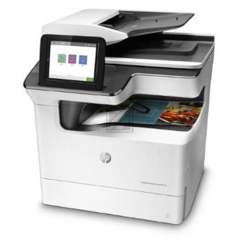 Hewlett Packard Pagewide Enterprise Color MFP 780 DN