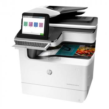 Hewlett Packard Pagewide Enterprise Color Flow MFP 785