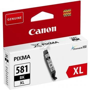 Canon Tintenpatrone schwarz HC (2052C001, CLI-581BKXL)