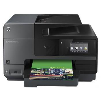 Hewlett Packard Officejet Pro 8660