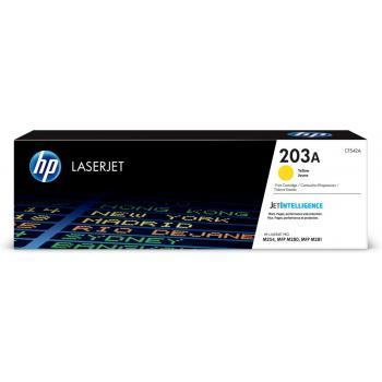 HP Toner-Kartusche gelb (CF542A, 203A)