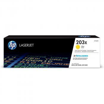 HP Toner-Kartusche gelb HC (CF542X, 203X)