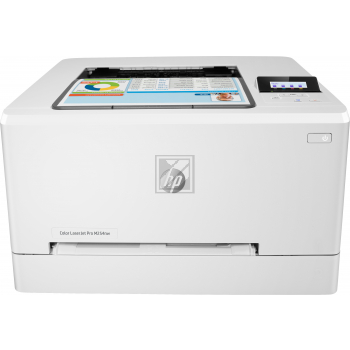 Hewlett Packard Color Laserjet Pro M 254 NW