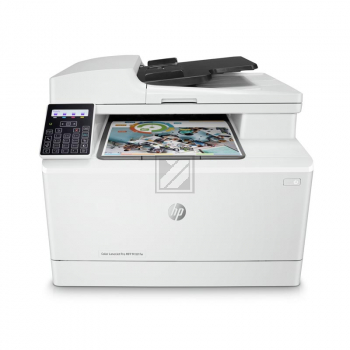 Hewlett Packard Color Laserjet Pro MFP M 181