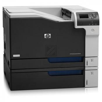 Hewlett Packard Color Laserjet Enterprise M 750 XH