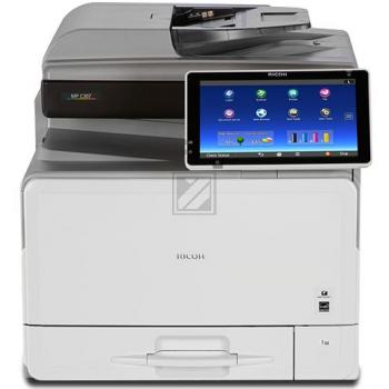 Ricoh Aficio MP-C 307 Pagekeeper