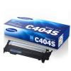 Samsung Toner-Kit Kartonage cyan (CLT-C404S, C404)