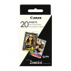 Canon Zink Papier (Zink Papier) weiß 20 Blatt 5 x 7.6 cm 290 g/m² (3214C002)