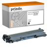 Prindo Toner-Kit schwarz (PRTBTN2210) ersetzt TN-2210