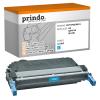 Prindo Toner-Kartusche cyan (PRTHPQ6461A) ersetzt 644A
