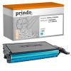 Prindo Toner-Kartusche cyan (PRTSCLTC6092S) ersetzt C6092