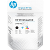 HP Tintendruckkopf cyan/gelb/magenta, schwarz (3YP61AE)