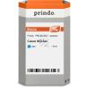 Prindo Tintenpatrone (Basic) cyan (PRICBCI3EC) ersetzt BCI-3EC