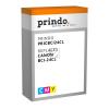 Prindo Tintenpatrone cyan/gelb/magenta (PRICBCI24CL) ersetzt BCI-24C